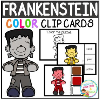 Color Clip Cards: Bundle 2