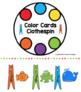 Color Clip Cards Dollar Deal