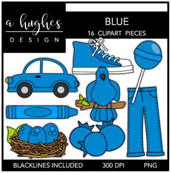 Color Clipart Bundle 1 {A Hughes Design}