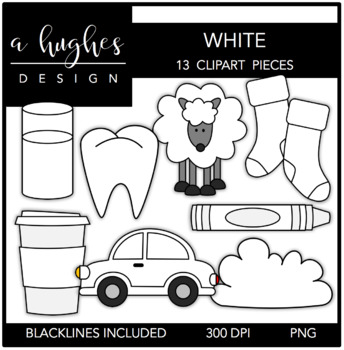 Color Clipart Bundle 2 {A Hughes Design}
