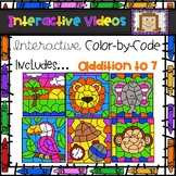 Color Code Interactive Videos - Safari Addition to 7