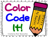 Color Code It! Counting by Multiples
