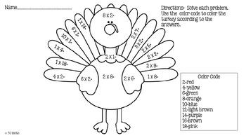Color Code Turkey