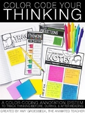 Color Code Your Thinking - Active Reading Practice