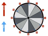 Color-Coded Clock