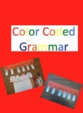 Color Coded Grammar