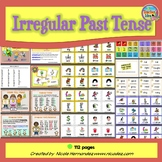 Irregular Verb Picture Cards and Posters