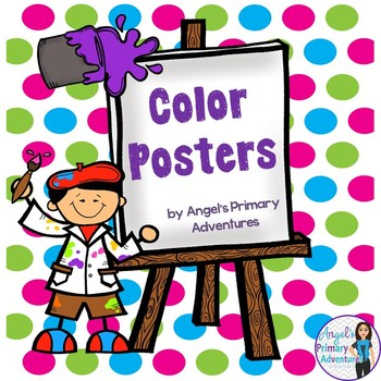 Color (Colour) Posters