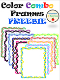 Frames - Color Combo FREEBIE