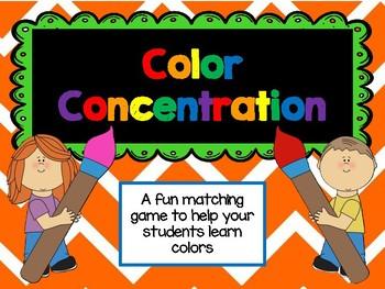 Color Concentration