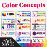 Color Concepts | Classroom Visuals