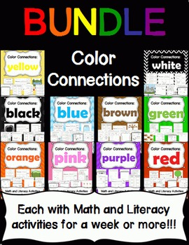 Color Connections: BUNDLE *Save $*