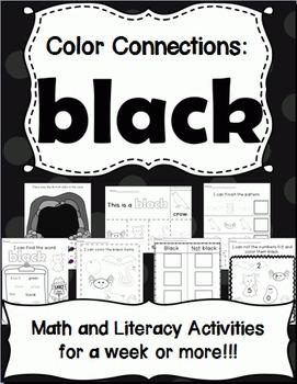 Color Connections: Black