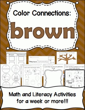 Color Connections: Brown