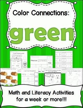 Color Connections: Green