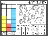 Color, Count, Graph, Add & Subtract