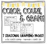 Color, Count & Graph (Seasonal)