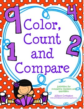 Color, Count and Compare