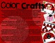 Color Crafts {The Color Red}