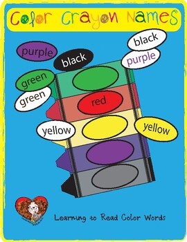 Color Crayon Names