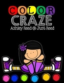Color Activities and Printables