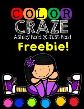 Color Craze FREEBIE