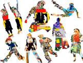 Art History Creative Figures Printable Famous Paintings