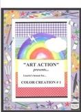 Color Creation#1  Rainbows