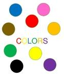 Color Curriculum