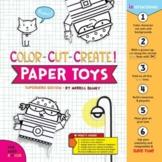 Color Cut Create Superhero Edition