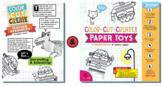 Color Cut Create Teacher Resource Bundle