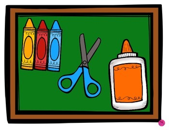 Picture Directions - Color Cut Glue