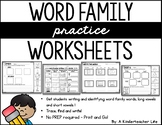 Word Family and Long Vowels