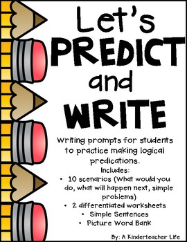 Color, Cut, Sequence and Write a Predication