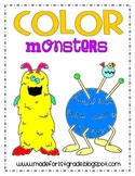 Color Day Monsters