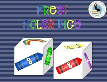 Color Dice: Free Color Game