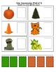 Color Discrimination Worksheets (Field of 2) Packet