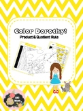 Color Dorothy: Product and Quotient Rules