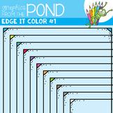 Color Edge It Borders Set 1
