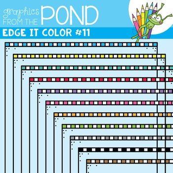 Color Edge It Borders Set 11