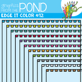 Color Edge It Borders Set 12