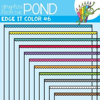 Color Edge It Borders Set 6