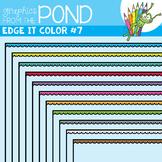 Color Edge It Borders Set 7
