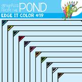 Color Edge It Frames Set 19