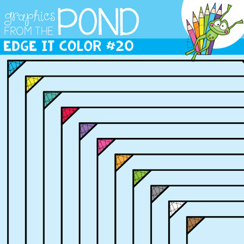 Color Edge It Frames Set 20