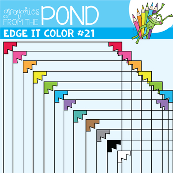 Color Edge It Frames Set 21