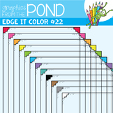 Color Edge It Frames Set 22