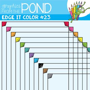 Color Edge It Frames Set 23