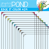 Color Edge It Frames Set 24