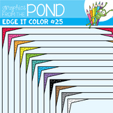 Color Edge It Frames Set 25
